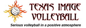 Texas Image Volleyball