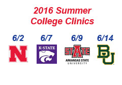 "<a href=""http://www.texasimagevolleyball.com/2016-college-clinics"">2016 College Clinics</a>"
