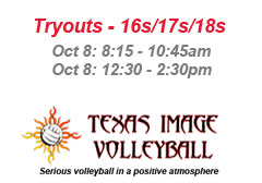 """<a href=""""http://www.texasimagevolleyball.com/texas-image-tryouts/"""">Tryout Info</a>"""