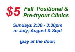$5 Clinics!