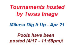 """<a href=""""http://www.texasimagevolleyball.com/tournaments-hosted-by-texas-image"""">Mikasa Dig It Up</a>"""