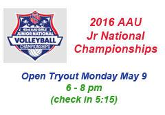 "<a href=""http://www.texasimagevolleyball.com/2016-aau-jr-national-championships"">2016 AAU Jr Nationals</a>"