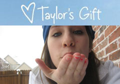 "<a href=""http://taylorsgift.org/taylorsplace/taylors-story/"">Taylor's Story</a>"