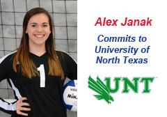 "<a href=""http://www.texasimagevolleyball.com/alex-janak-commits-to-unt/"">Alex Janak - UNT</a>"