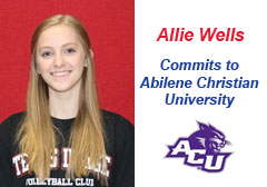 Allie Wells - ACU
