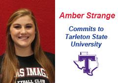 Amber Strange - Tarleton