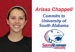 Arissa Chappell - USA