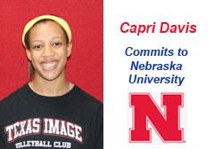 Capri Davis - Nebraska