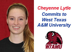 Cheyenne Lytle - WTAMU