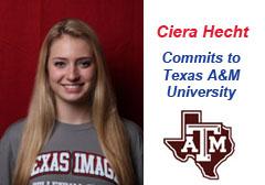 Ciera Hecht - Texas A&M