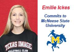 Emilie Ickes - McNeese