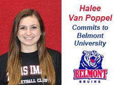 Halee Van Poppel - Belmont