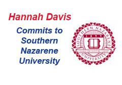 Hannah Davis - Southern Nazarene