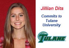 Jillian Dits - Tulane