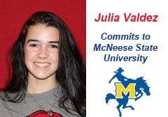 Julia Valdez - McNeese