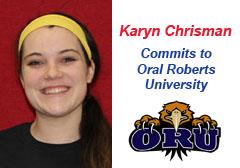 Karyn Chrisman - ORU