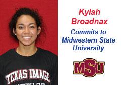 Kylah Broadnax - MSU