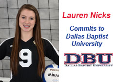 Lauren Nicks - DBU