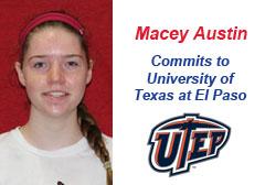 Macey Austin- UTEP