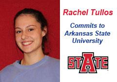 Rachel Tullos - Ark State