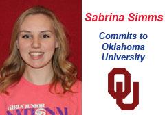 Sabrina Simms - OU