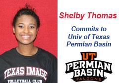 Shelby Thomas - UTPB