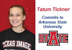 Tatum Ticknor - Ark State