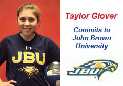Taylor Glover - JBU
