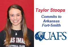 Taylor Stoops - UAFS
