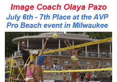 Coach Yaya - 7th Place AVP