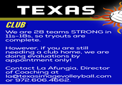 Find a Club to call Home?