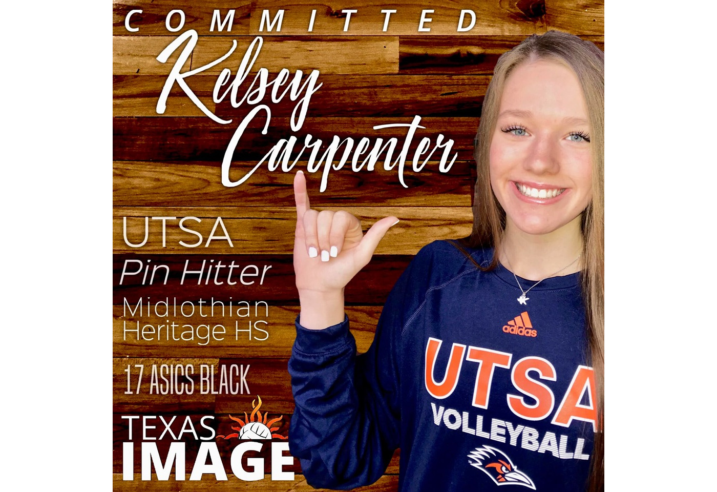 Kelsey Carpenter - UTSA