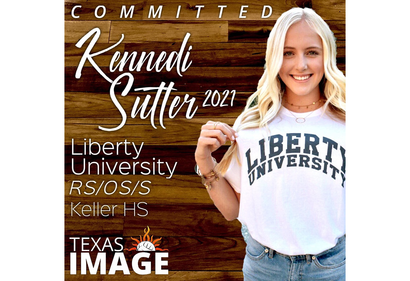 Kennedi Sutter - Liberty