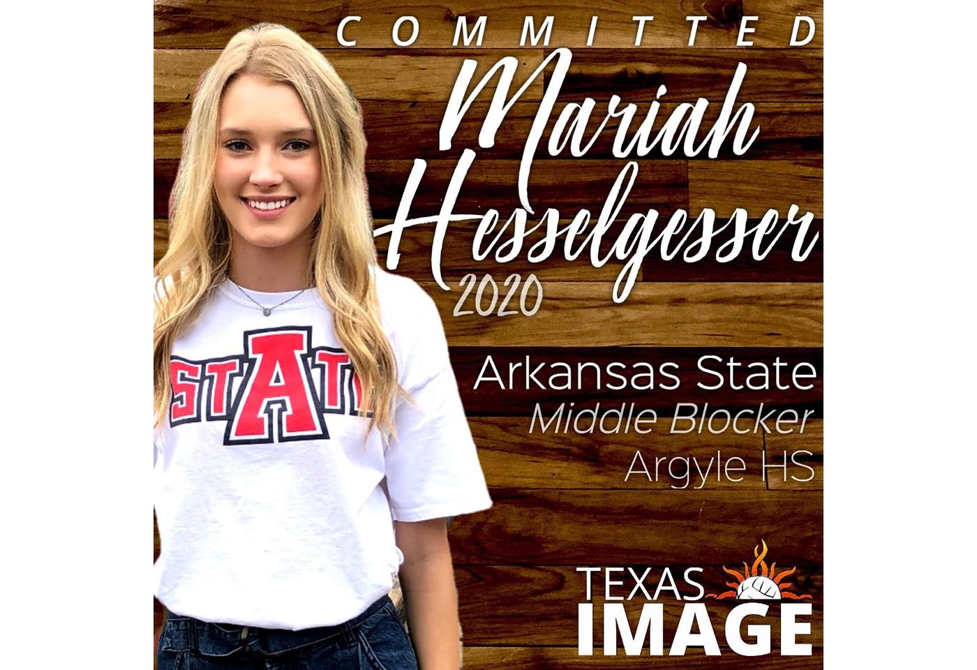 Mariah Hesselgesser - ASU