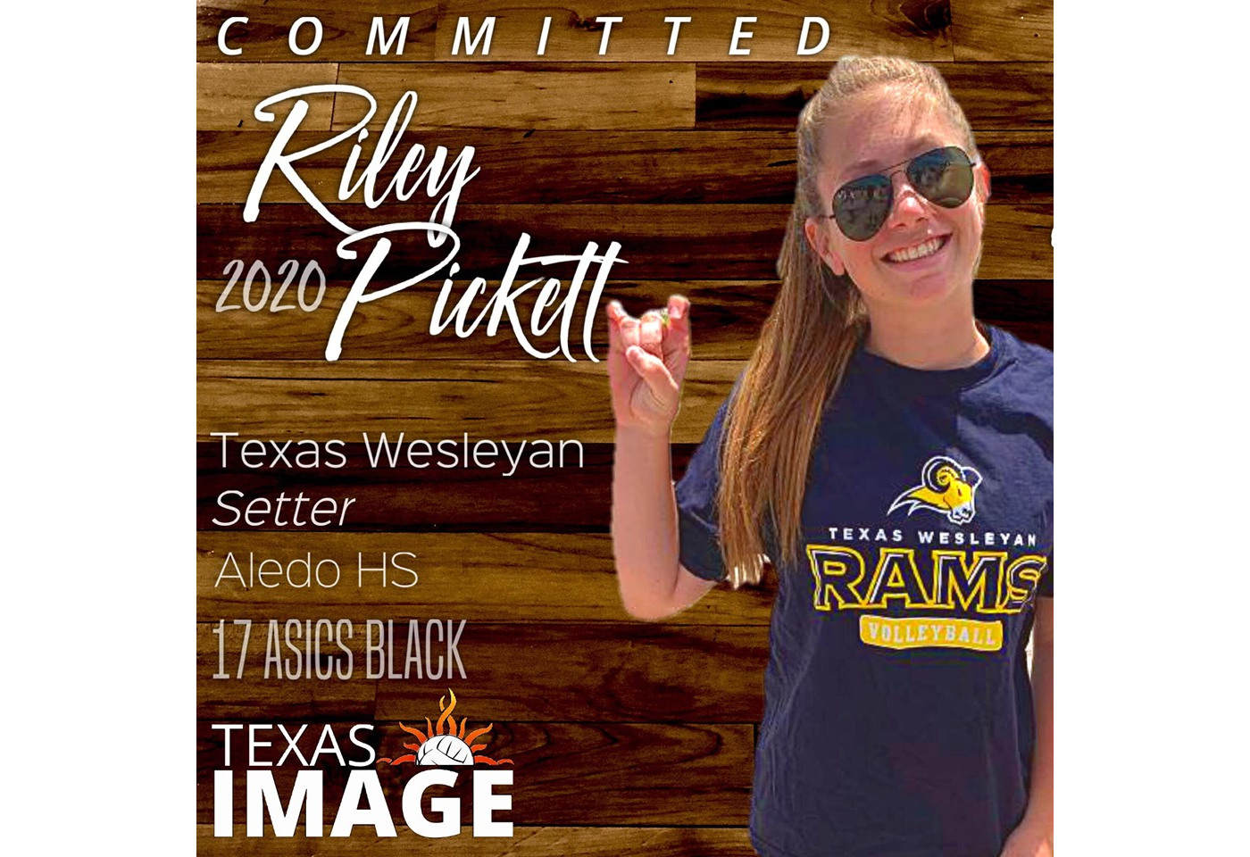 Riley Pickett - Texas Wesleyan