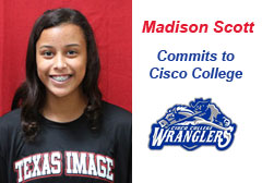 Madison Scott - Cisco